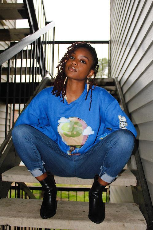 J I G G Y W E A R. Crewneck Sweatshirt
