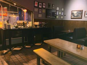 Penn Brewery table