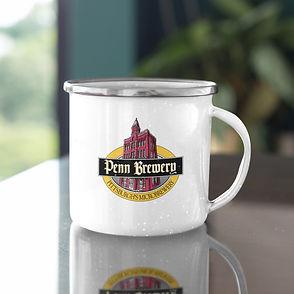 Penn Brewery Coffe Cup