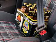 Two six packs of Penn Brewery Beer