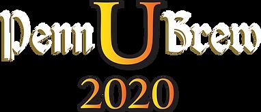 Penn U Brew 2020 logo