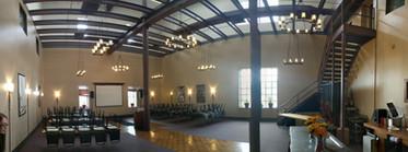 Eisenhalle empty