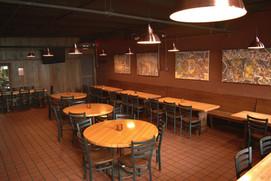 Ratskeller empty tables