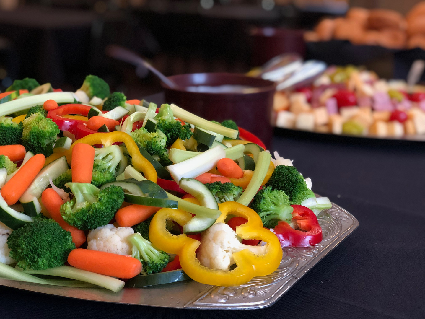 Eisenhalle vegetable tray