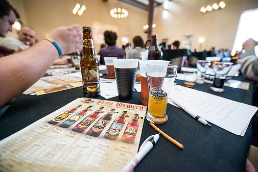 Penn Brewery beer list