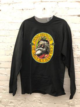 St Nik Black Long Sleeve