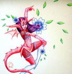 Dragon Girlie