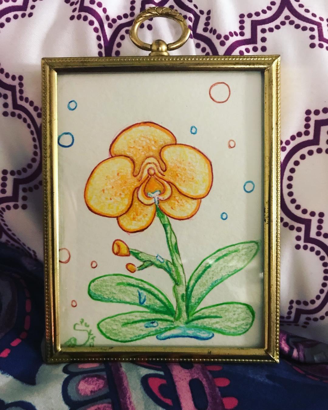 Vagina Orchid