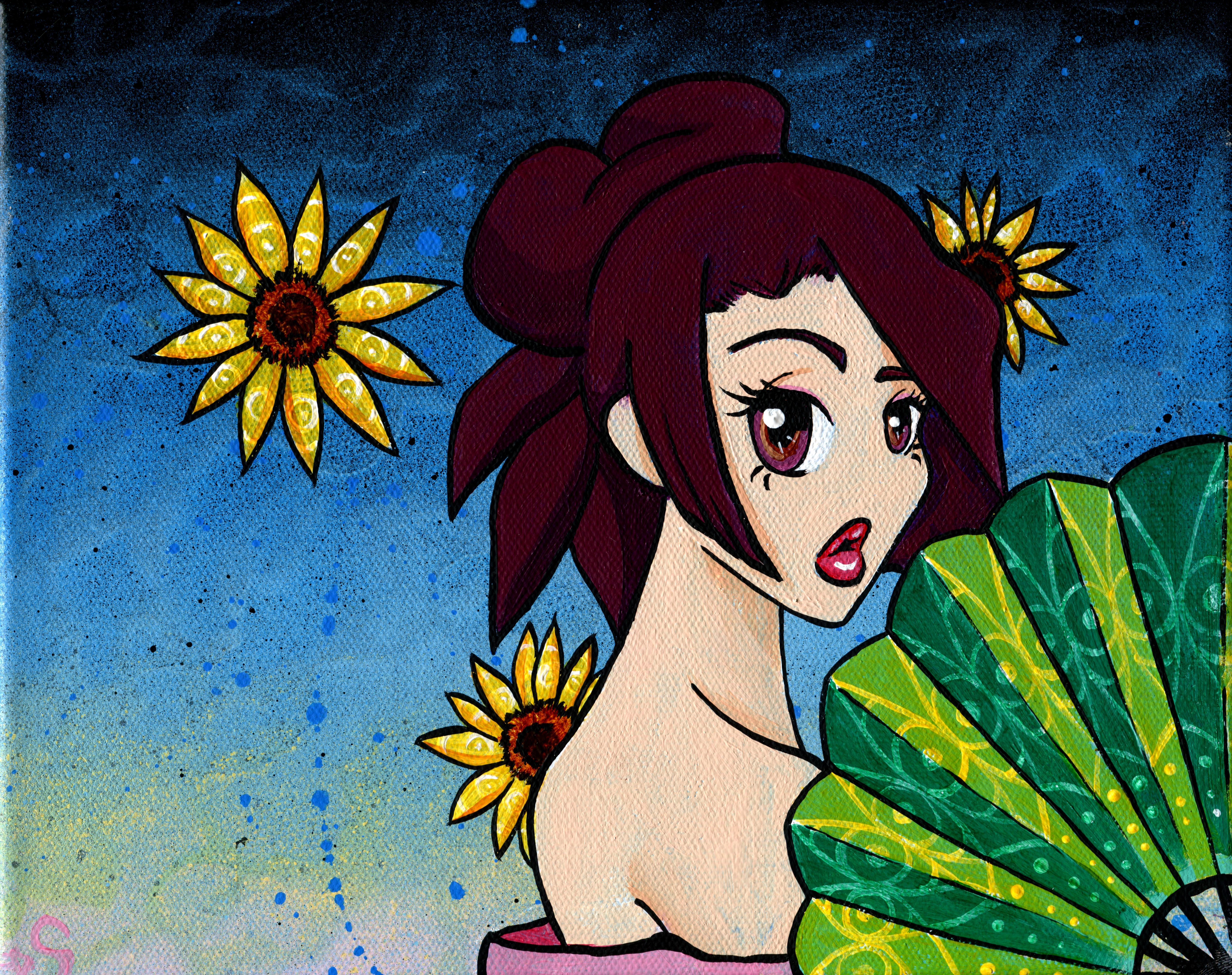 Seeking Sunflowers