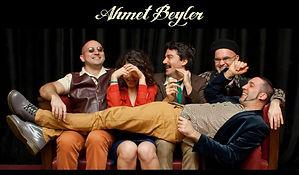 Ahmet Beyler Gitar Cafe