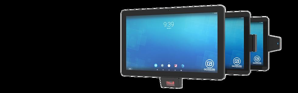 fitness console kiosk tablet NEB215.31.p