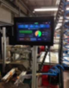 IKEA industrial automation with Glory Star Commercial Android Tablets