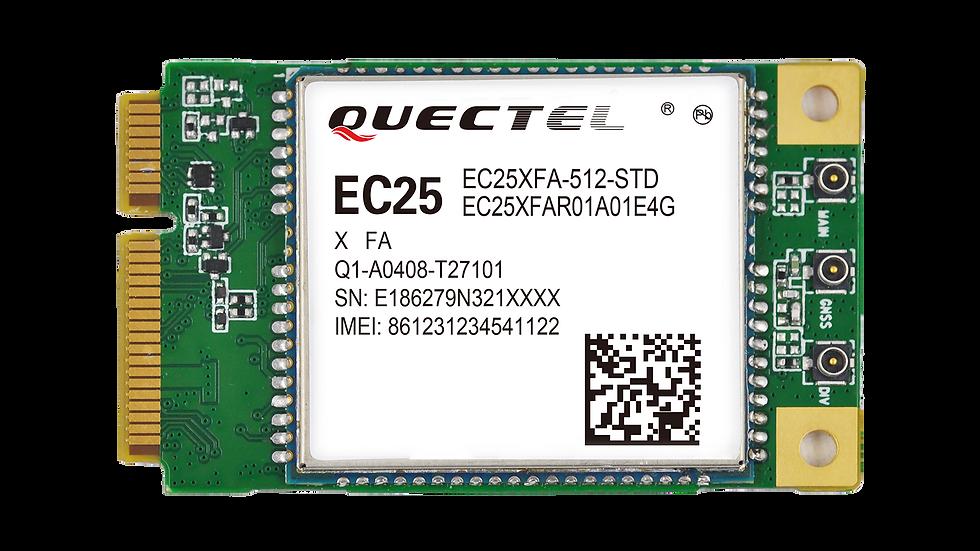 NEBA1705 QUECTEL mini PCI-E 4G modem