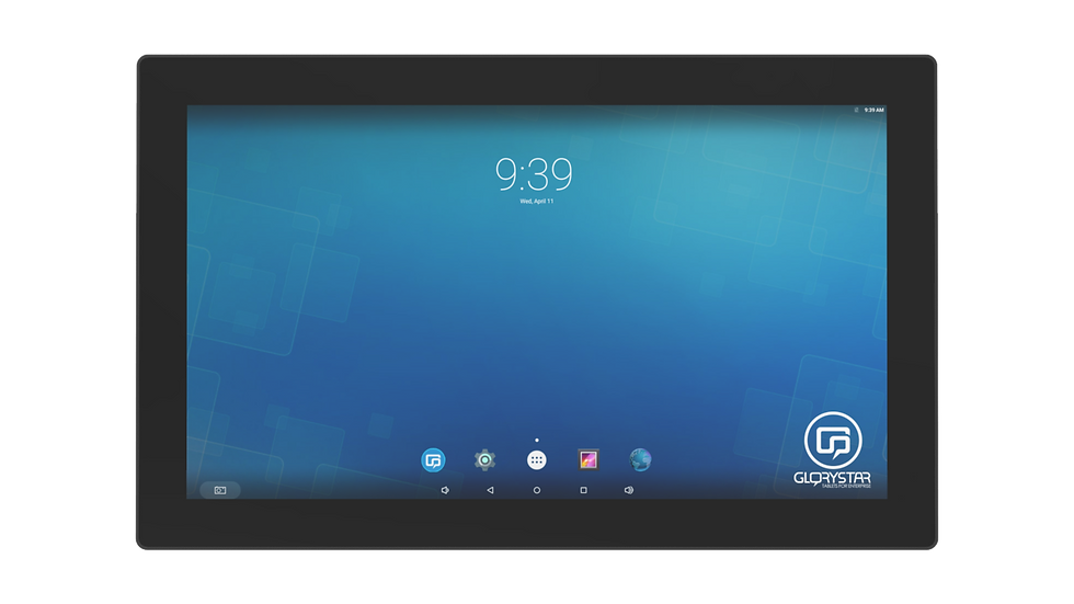 "Jarvis 18.5"" - Commercial Android Tablet"