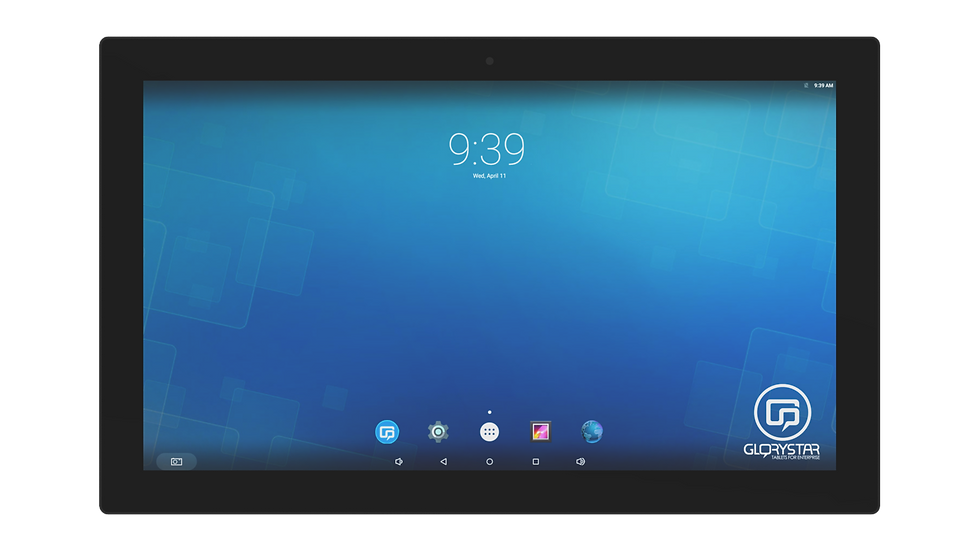 """Jarvis 23.8"""" - Commercial Android Tablet"""