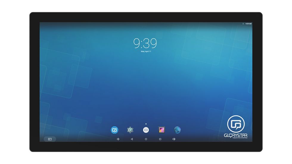 "Jarvis 27"" - Commercial Android Tablet"