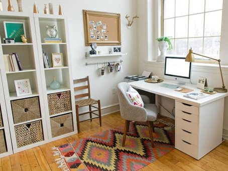 Get a Spotless, Beautifully Organized Home Office in 7 Days!