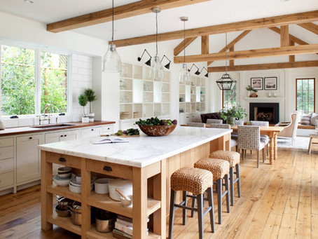 Style Trend - Contemporary Farmhouse
