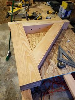 Woodframe Carpentry