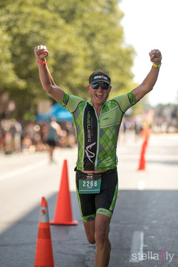 Traverse City Ironman 70.3