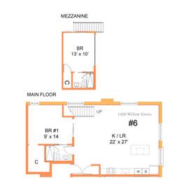 Apartment #6