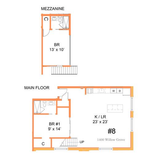 Apartment #8