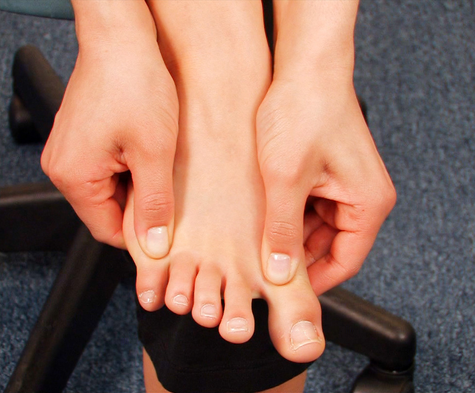 Toe & Heel Stretch