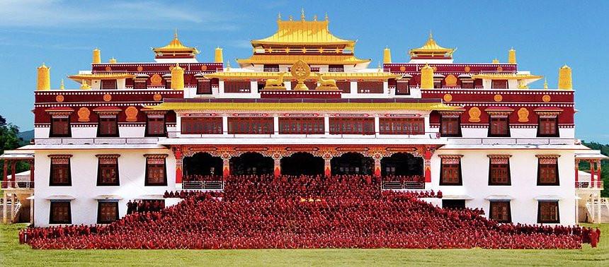 Drepung Loseling Tibetan Buddhist Monastery