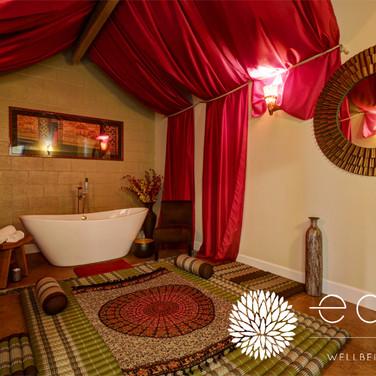 30 Minute Green Tea Detox Bath