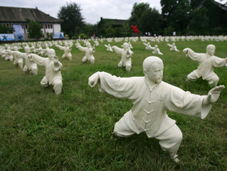 Tai Chi Chih Series: Carry the Ball to the Side