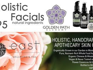 Holistic Facials at East Wellbeing & Tea