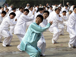 Qigong Ancient Wisdom & Modern Science