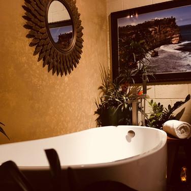 Essential Oils Bath