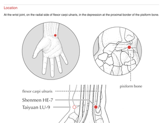 Acupuncture Points for Restful Sleep