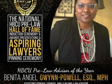 Fayetteville Mom named Advisor of the Year!
