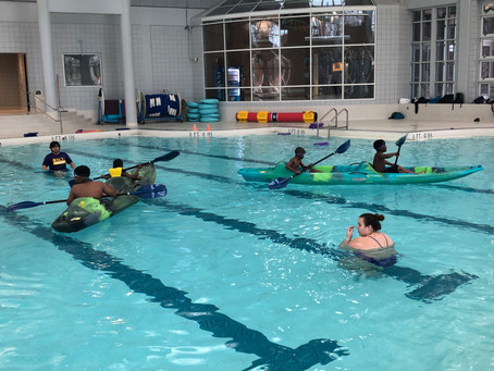 Eastern NC Chapter supports #JJSWIMS initiative