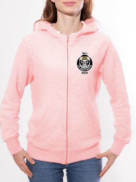 Pink Zip up Hoody