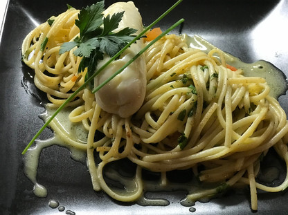 Fish Linguini