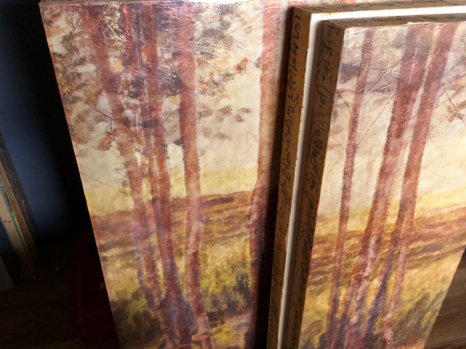 Eucalyptica ( side detail)