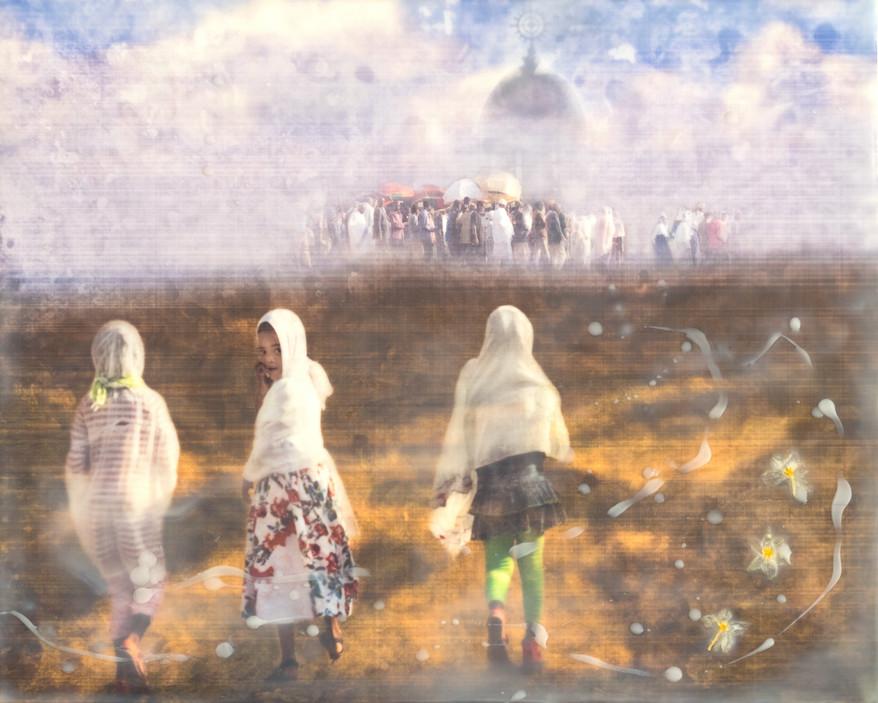 Three Dhera Girls