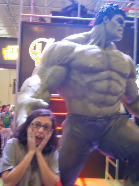 Gente, é o Hulk!