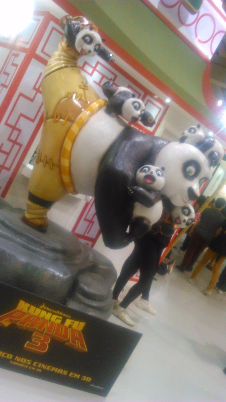 Kung fu Panda!
