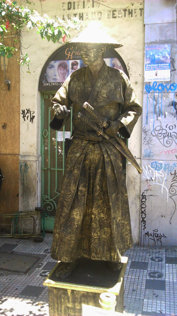 Artista samurai
