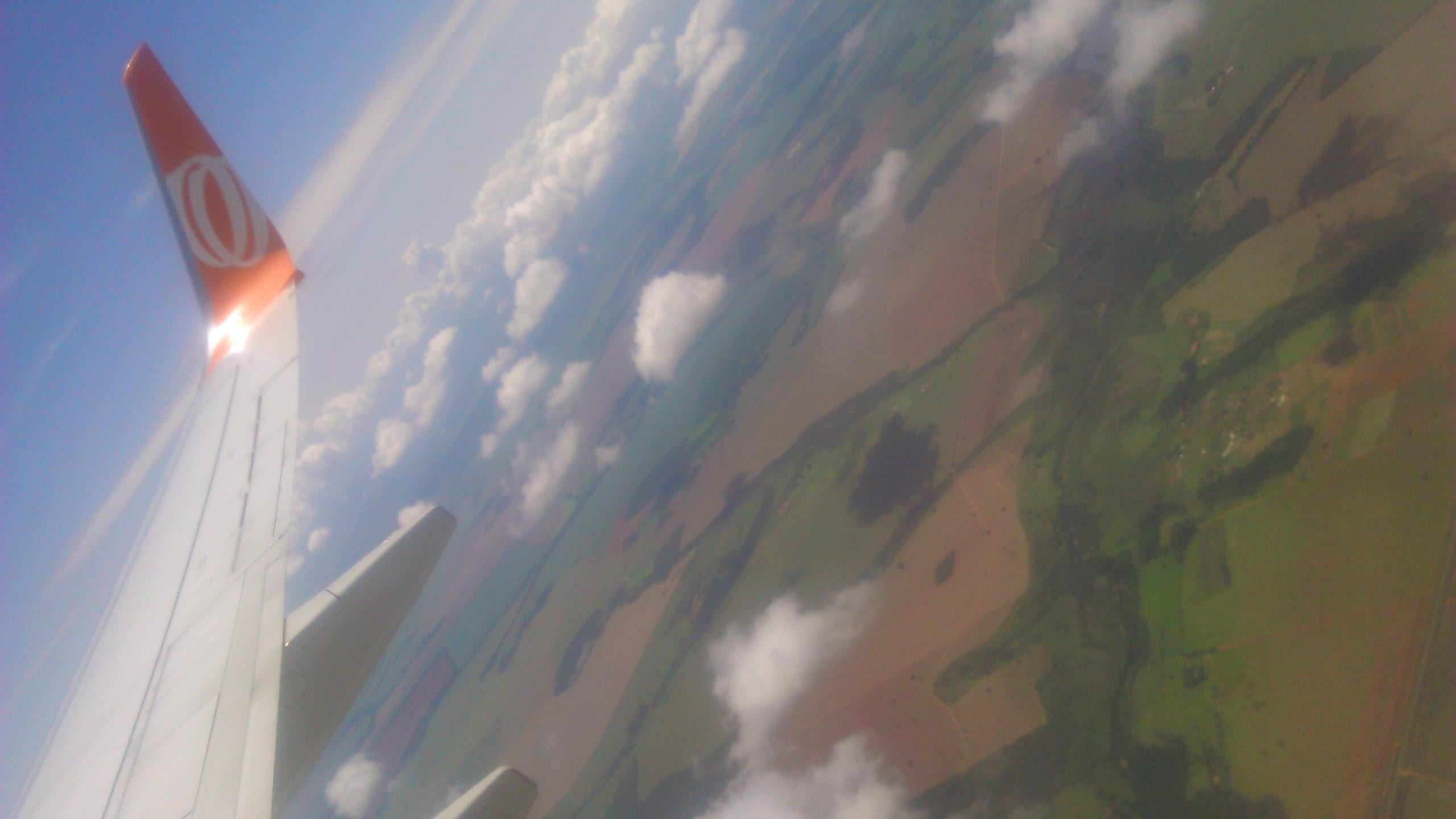 Que céu lindo!