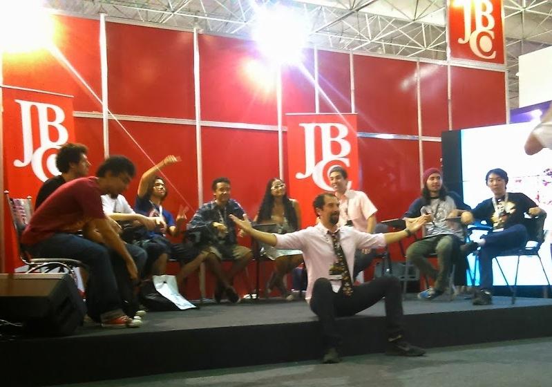JBC e Brasil Mangá Awards