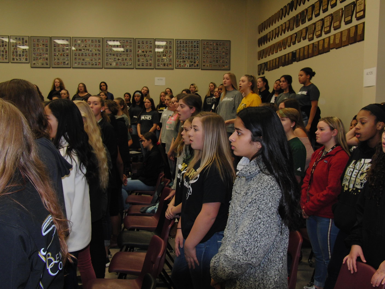 reg 6 choir rm practice