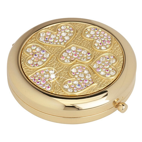 With Love Powder Compact