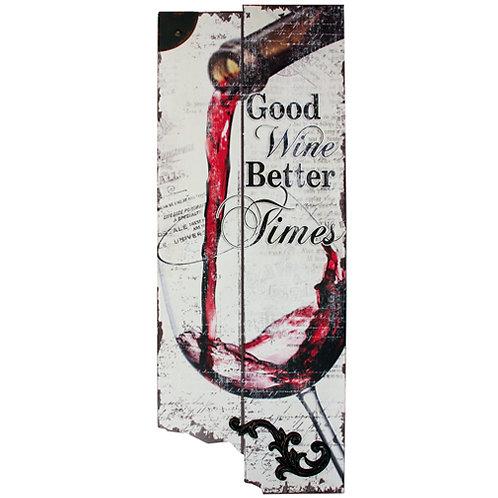 Good Wine Better Times