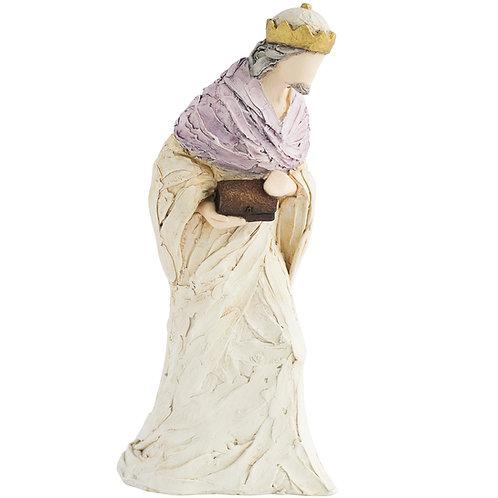 Nativity - Wise Man Purple