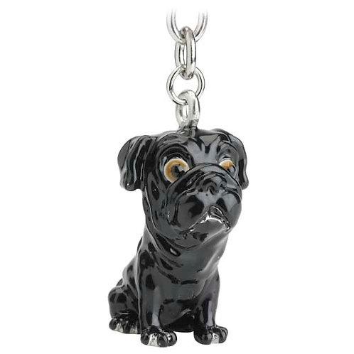 Pug - Black